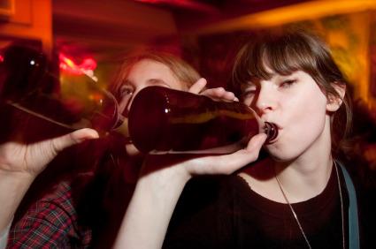 Le conseguenze dell'alcol