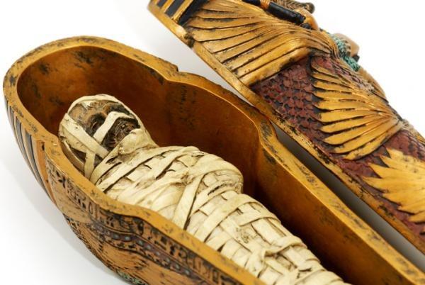 Le coronarie malandate dei faraoni
