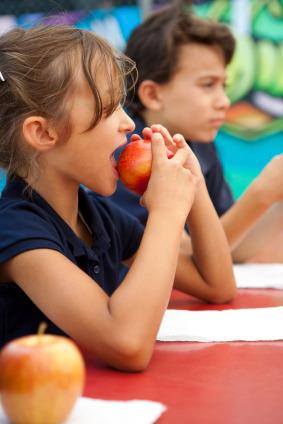 Scuola in prima linea contro l'obesità infantile