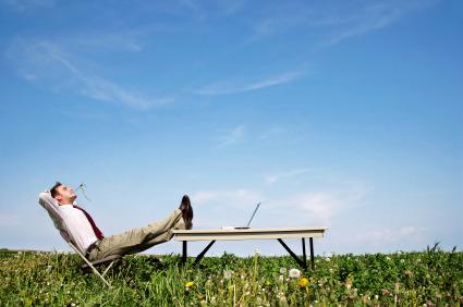 Stress e disturbi mentali: meglio vivere in campagna