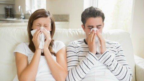 L'influenza (vera) si prende in media ogni cinque anni