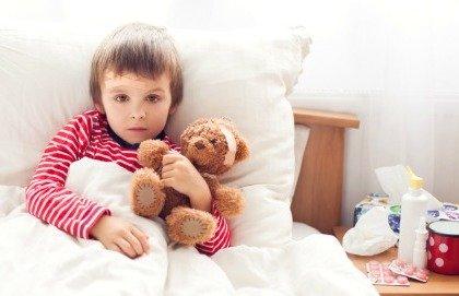 Febbre nei bambini: ecco come intervenire