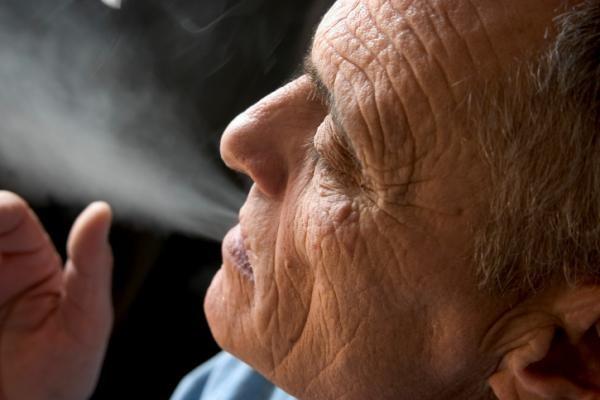 Attenti al fumo negli occhi