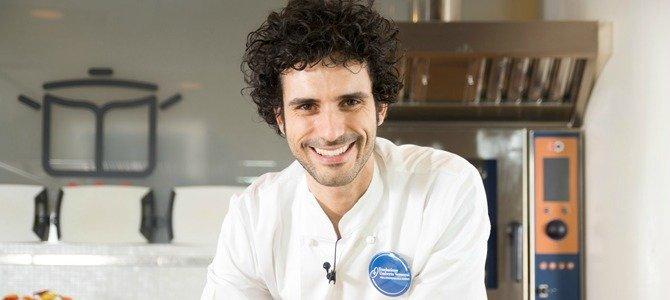 Marco Bianchi consiglia: insalata con crocchette di quinoa
