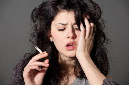 Se fumi il dolore cronico è più forte