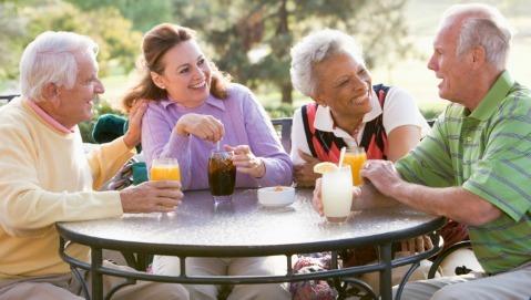 Meno casi di demenza fra gli anziani di oggi