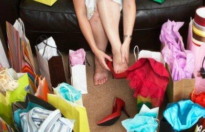 I 7 segni per riconoscere lo shopping compulsivo