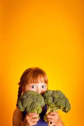 Come far mangiare verdure ai bambini