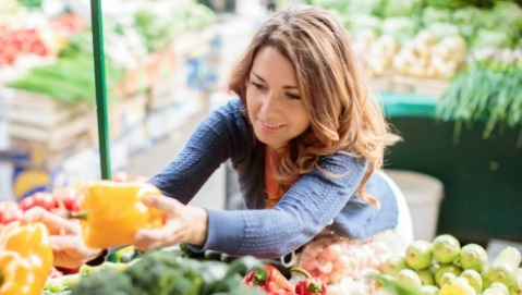 Con la dieta vegetariana tieni lontano il cancro del colon