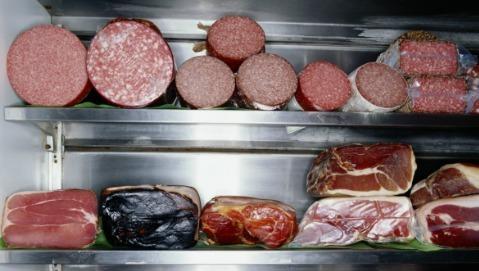 Anche la carne tra le cause del cancro