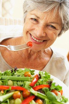 L'alimentazione negli anziani