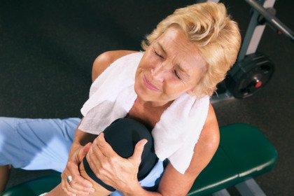 La rottura del crociato: le donne in ginocchio