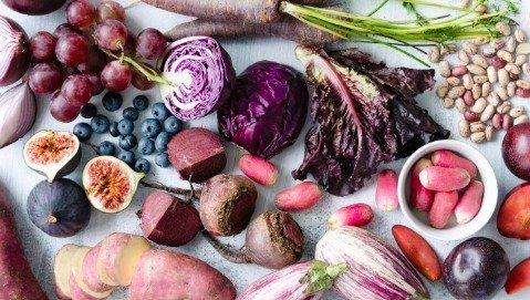 Frutta e verdura contro i mali da troppe calorie