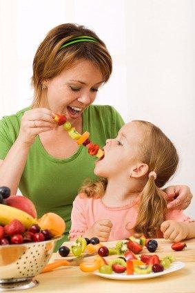 Le dieci regole per prevenire l'obesità nel bambino