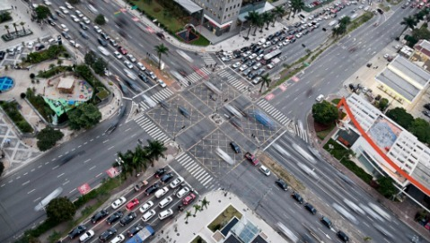 Hanno scoperto i semafori del traffico cellulare