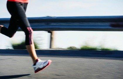 La corsa non fa venire l'artrosi alle ginocchia