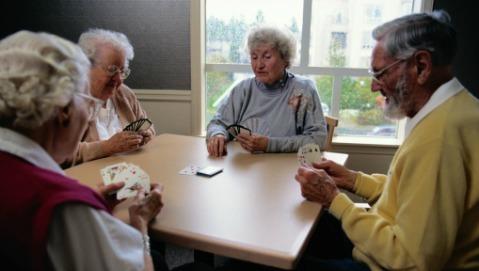 La qualità dell'aria nelle case di riposo influenza la salute degli anziani