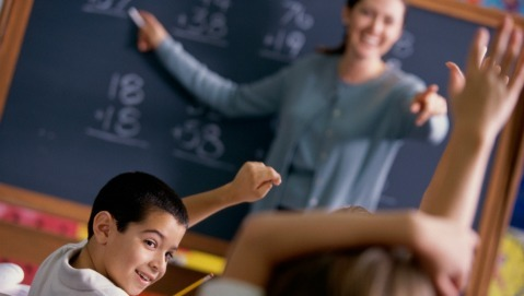 Gli scolari sicuri di sé non rischiano di diventar depressi