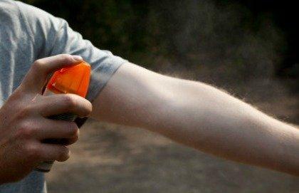 Sei mosse per tenere lontane le zanzare