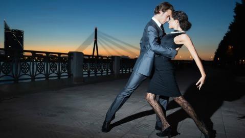 «Permette questo tango?». Il Parkinson si combatte anche così