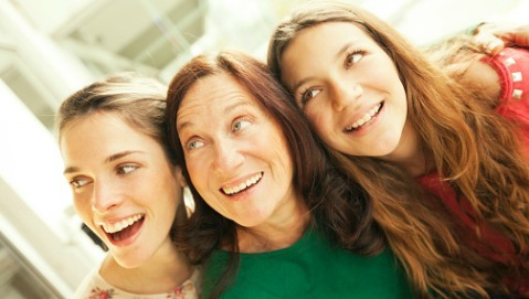 Ho un tumore al seno e due figlie: che rischi corrono?