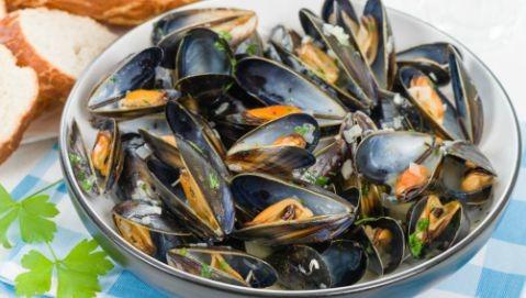 I rischi del consumo dei molluschi
