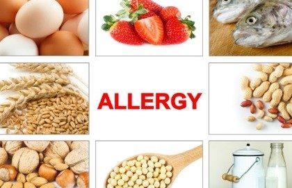 Ecco come riconoscere un'allergia alimentare