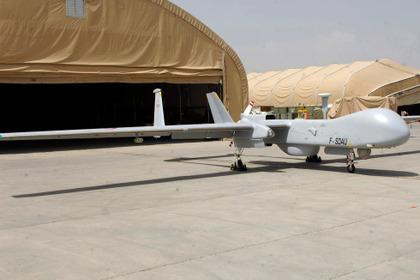 In guerra stesso stress per piloti di aereo o di droni
