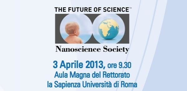 Torna ad aprile «The Future of Science»