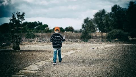 """L'autismo e le """"fughe"""" se i bambini non comunicano"""