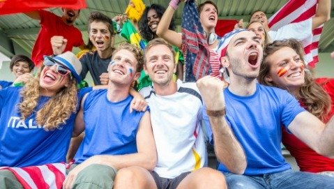 Euro 2016 «da infarto»? I consigli per il cuore dei tifosi