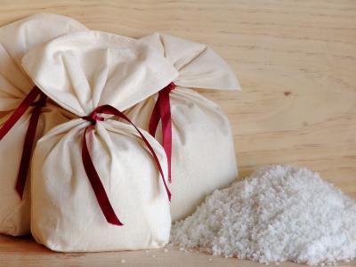 Camere del sale: per ora sono solo salate