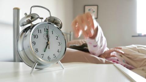 Per un buon sonno segui l'orologio dentro la tua testa