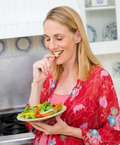 Posso crescere il mio bambino con la dieta vegetariana?