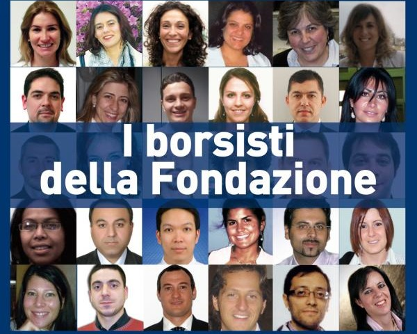 I borsisti della Fondazione: Francesco Mariani