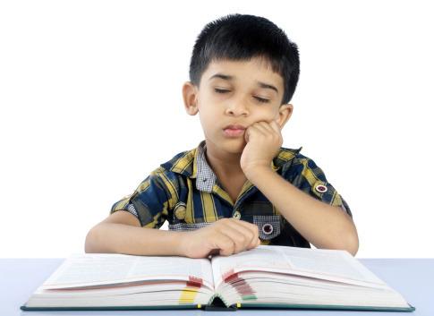Attenti al bambino svogliato: forse non dorme bene