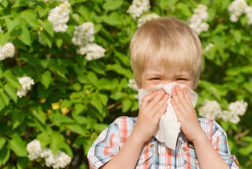 La combinata che spegne l'asma primaverile