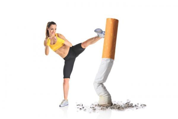 Dove ti insegnano a smettere di fumare