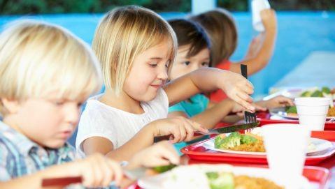 SPECIALE MENSE SCOLASTICHE: ecco il menù dei nostri bambini