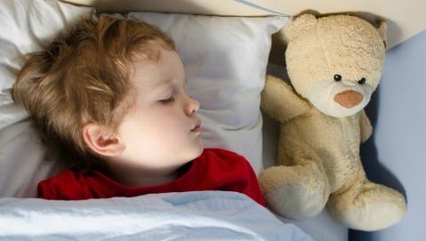 Se il bambino dorme è perché sta imparando