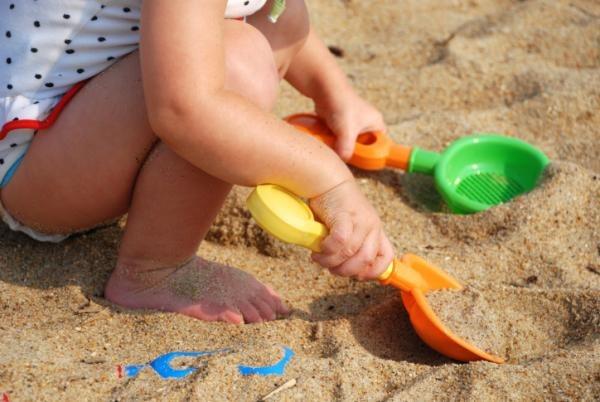 Le spiagge più adatte ai bambini
