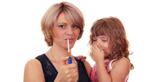 I danni del fumo nelle terapie intensive neonatali