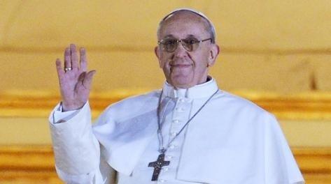 Il polmone a metà del nuovo Papa