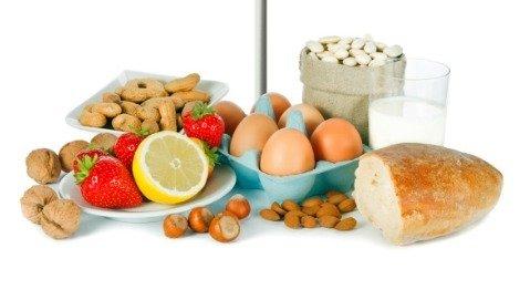Come riconoscere una vera allergia alimentare