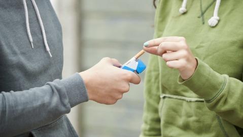 Una sigaretta ogni tanto non fa male? Sbagliato